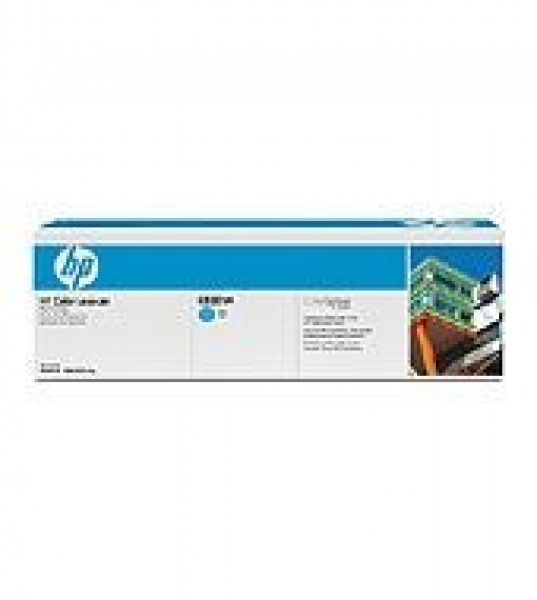 HP  824a Cyan Toner 21000 Page Yield For Clj CB381A