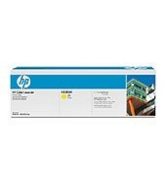 HP  824a Yellow Toner 21000page Yield For Clj CB382A