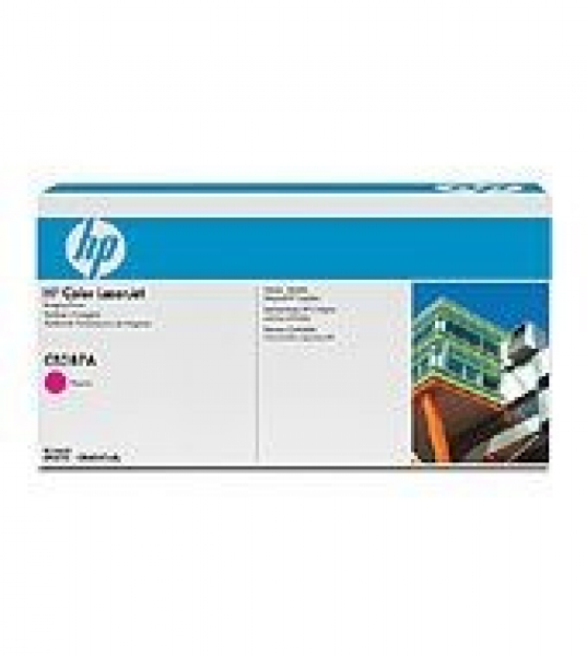 HP  Magenta Image Drum 35000 Page Yield For CB387A