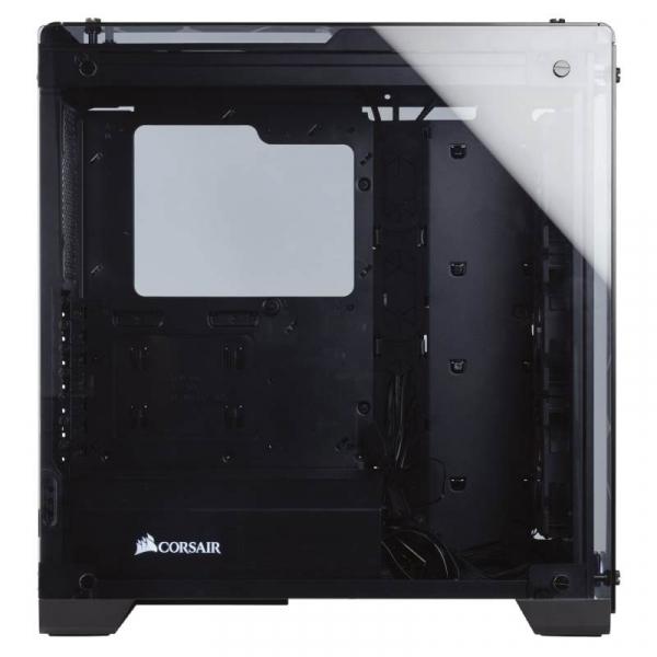 CORSAIR 570x RGB Mirro Black Tempered Glass CC-9011126-WW