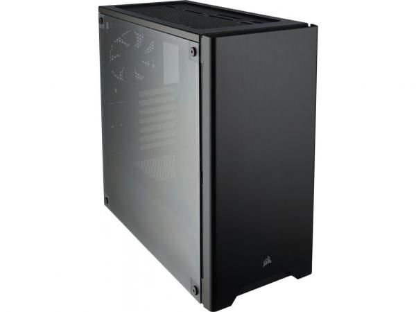 Corsair  Carbide 275r Black Atx Mid-tower Case. Side Window.  ( Cc-9011130-ww )
