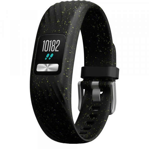 GARMIN Accessory Band vivofit 4 (Small/Medium) - Black Speckle (010-12640-10)