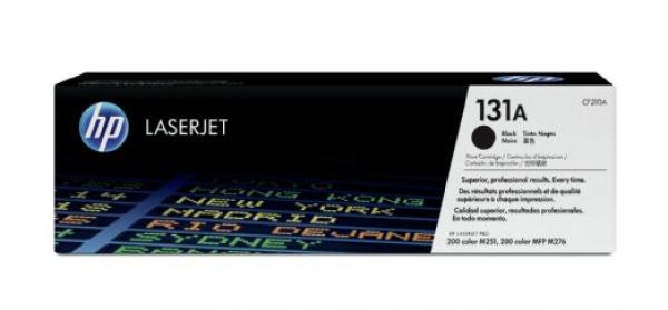 HP 131a Black Laserjet Toner Cartridge ( Cf210a CF210A