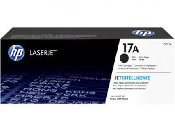 HP  17a Black Laserjet Toner Cartridge ( Cf217a CF217A