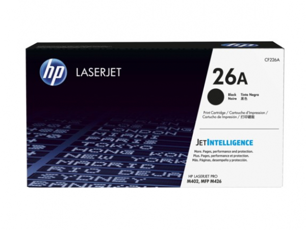 HP Toner Cartridge 26a CF226A