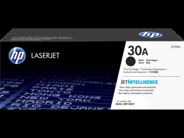 HP  30a Black Laserjet Toner Cartridge ( Cf230a CF230A