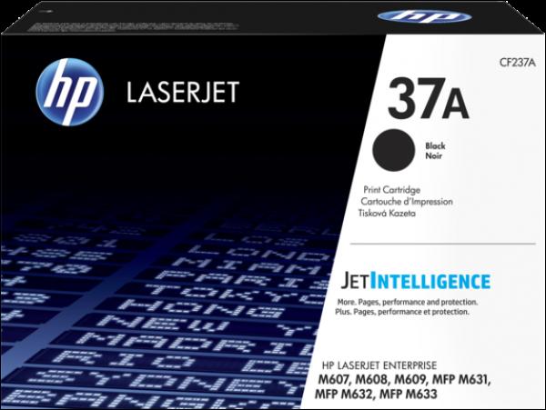 HEWLETT PACKARD Hp 37a Black Original Laserjet CF237A