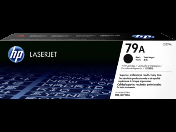 HP Hewlett Packard 79a Black Laserjet Toner CF279A