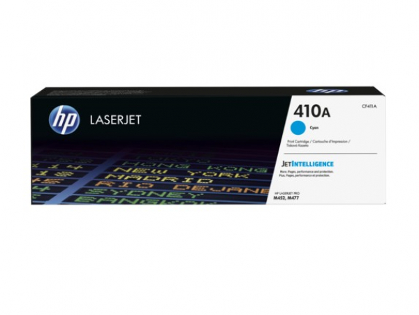 HP Toner Cartridge 410x CF411A