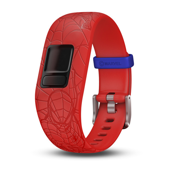 GARMIN Marvel Spider-man Red Band (010-12666-17)