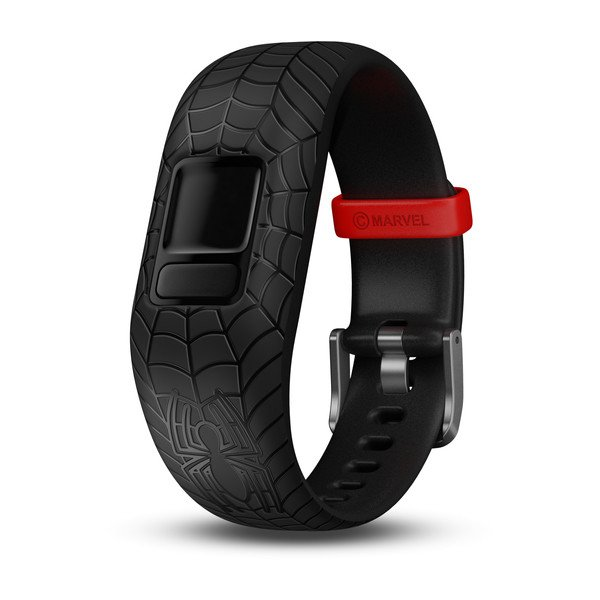 GARMIN Marvel Spider-man Black Band (010-12666-18)