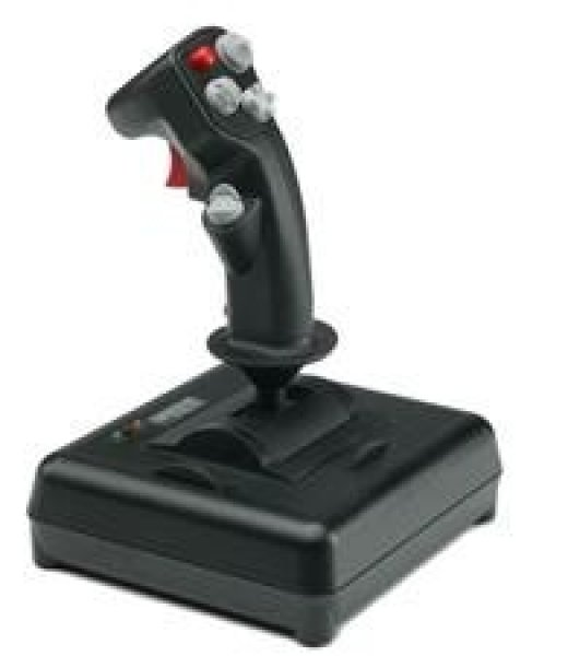 CH PRODUCTS  Fighterstick Usb For Pc & CH-200-571