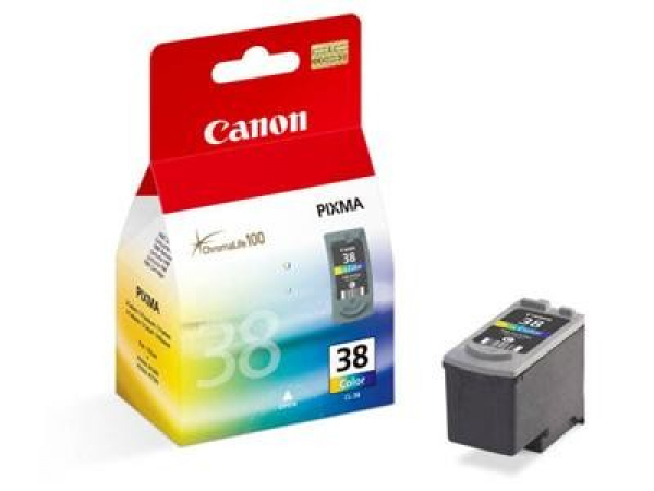 CANON Colour Ink For CL38