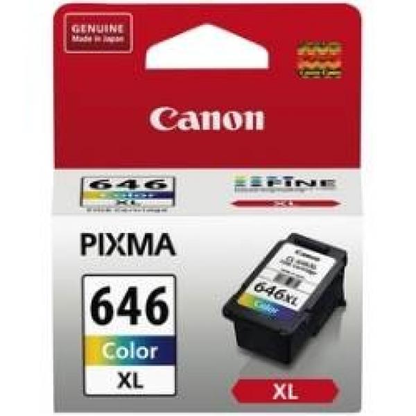 CANON Fine Colour Cartridge CL646