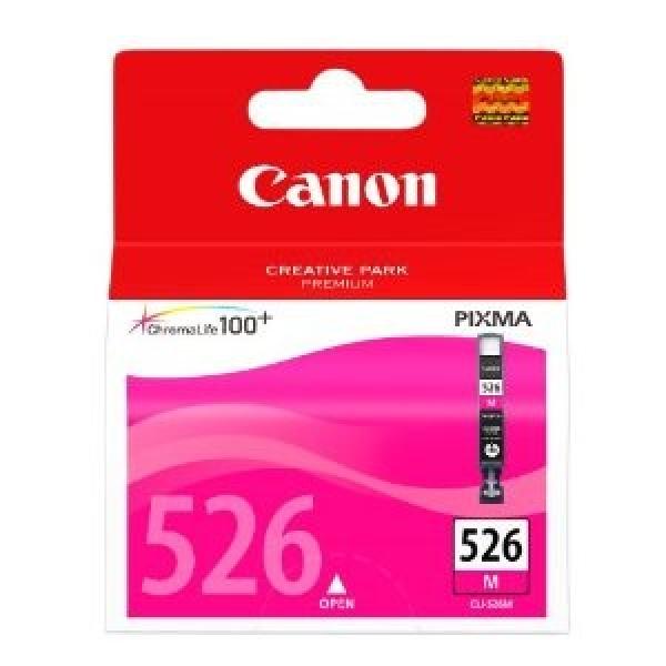 CANON Magenta Ink Cartridge CLI526M