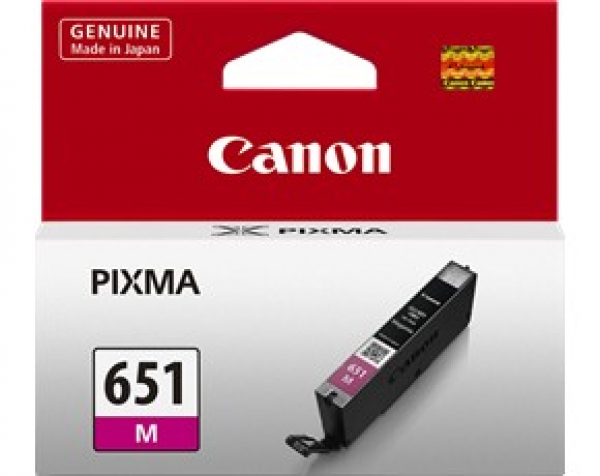 CANON Magenta Extra Large Ink CLI651XLM