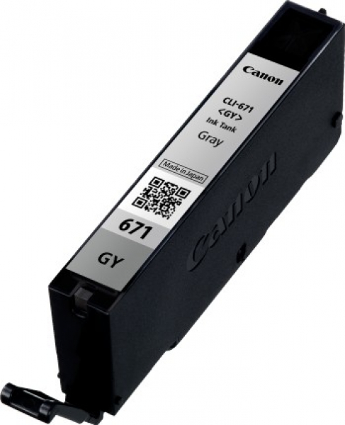 CANON Grey Ink CLI671GY