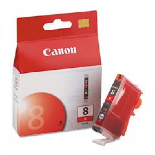 CANON Red Ink For CLI8R