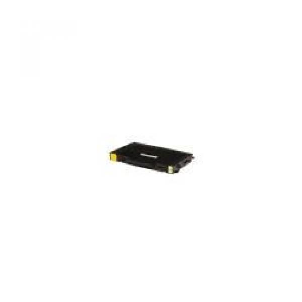 Samsung Clp500/550n: Yellow Toner (5k) ( Clp-500d5y/see )
