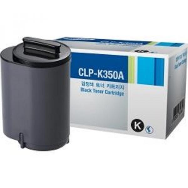 Samsung Black Toner For Clp-350n 4k ( Clp-k350a/see )