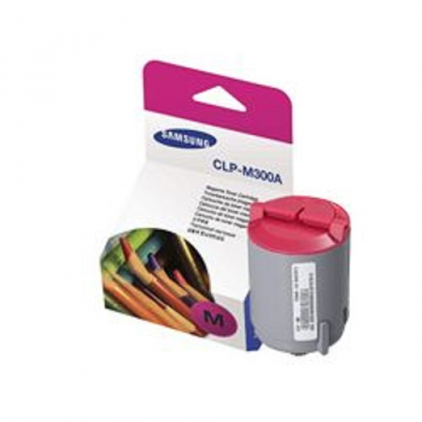 Samsung Clp-m300a Magenta Toner For Clp-300 300n 3160 ( Clp-m300a/see )