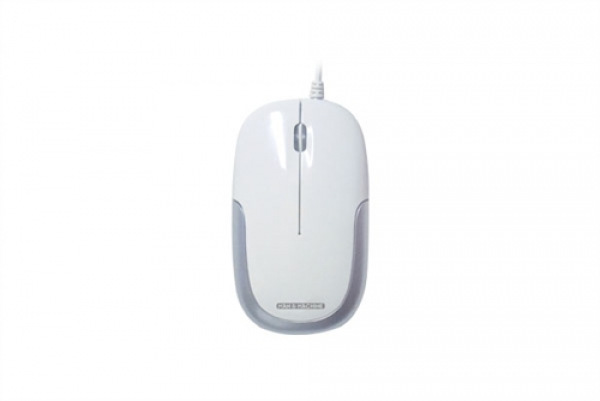 Man And Machine White C-mouse ( Cm/w5 )