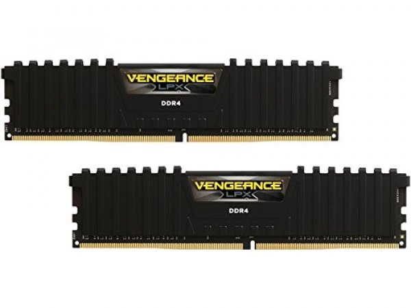 CORSAIR  New 8gb (2x4gb) Ddr4 2400mhz Vengeance CMK8GX4M2A2400C14