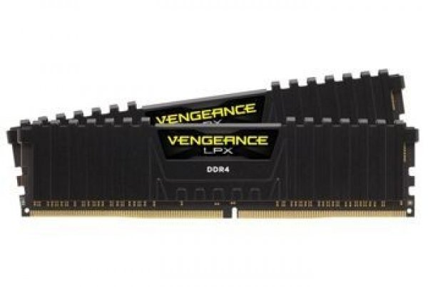 CORSAIR New 8gb (2x4gb) Ddr4 2666mhz Vengeance CMK8GX4M2A2666C16
