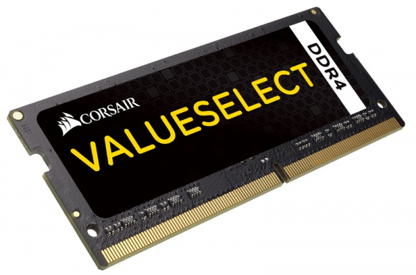 CORSAIR New 8gb (1x8gb) Ddr4 2133mhz Value CMSO8GX4M1A2133C15
