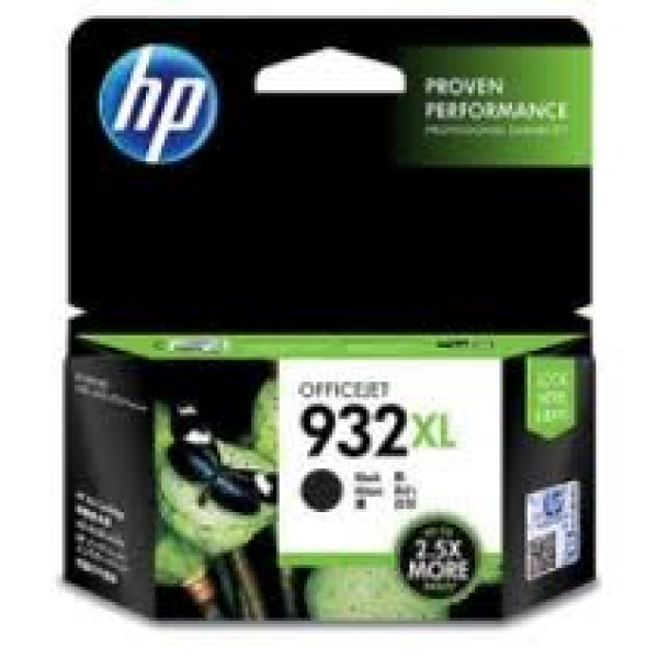 HP  932xl Black Ink 1000 Page Yield For Oj CN053AA