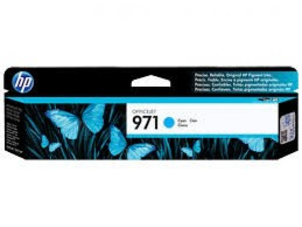 HP  971 Cyan Ink CN622AA
