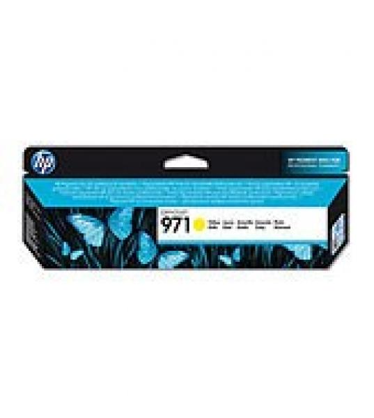HP  971 Yellow Ink CN624AA
