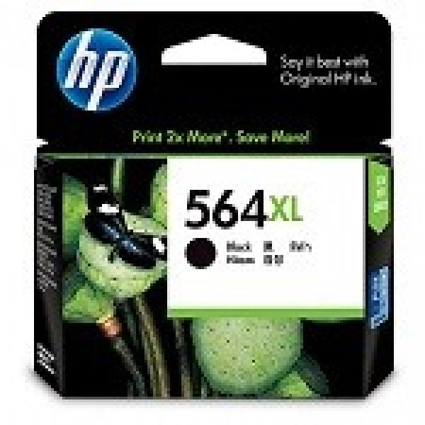 HP  564xl (cb321wa) Black Ink 550 Page Yield CN684WA
