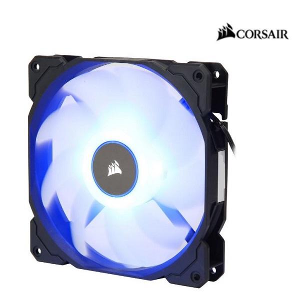 Corsair  Air Flow 140mm Fan Low Noise Edition / Blue LED ( Co-9050087-ww )