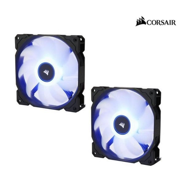 Corsair  Air Flow 140mm Fan Low Noise Edition / Blue LED ( Co-9050090-ww )