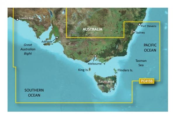 GARMIN G2 HD MicroSD Port Stephens Fowlers Bay (010-C0873-20)