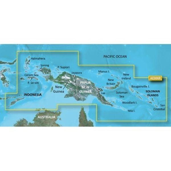 GARMIN VAE006R New Guinea North G2 Vision Micro/SD (010-C0881-00)