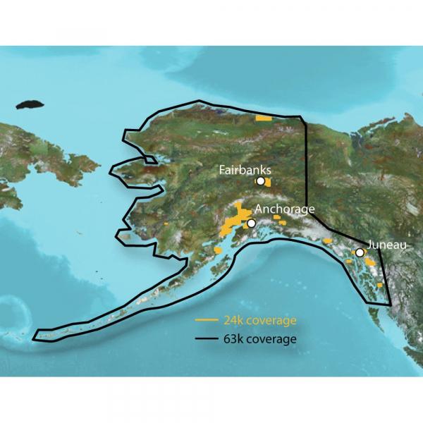 GARMIN TOPO Alaska Enhanced (010-C1057-00)