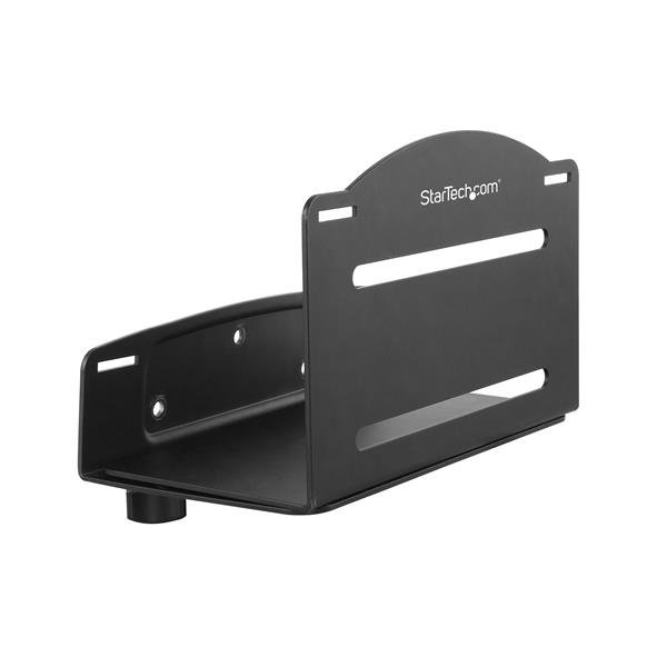 Startech Cpu Mount - Adjustable Width 4.8in To 8.3in - Metal - Comput ( Cpuwallmnt )