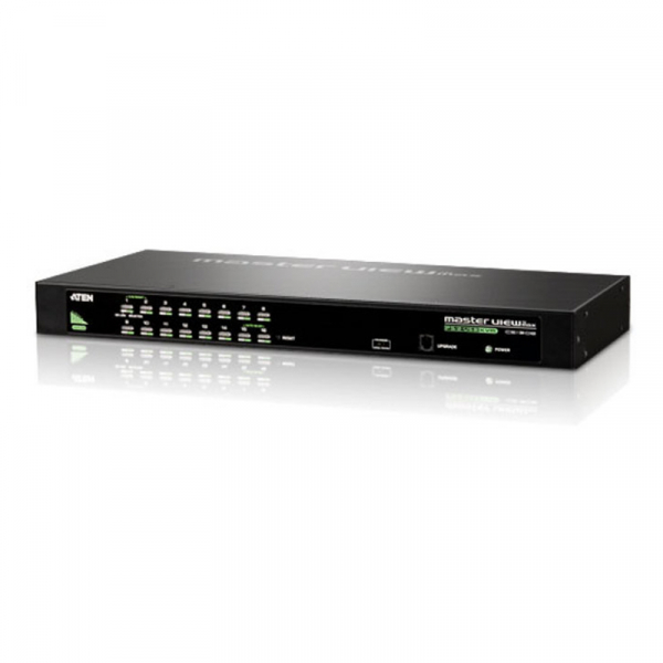 ATEN  16 Port Rackmount Usb-ps/2 Vga Kvm Switch CS1316-AT-U