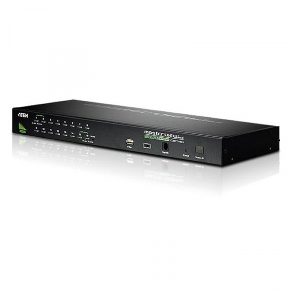 ATEN  16 Port Rackmount Usb-ps/2 Vga Kvmp Switch CS1716A-AT-U
