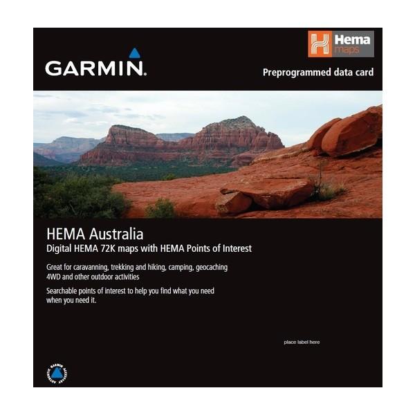 GARMIN Hema Australia Map Card (010-C1160-00)