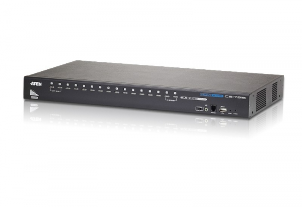 ATEN 16-port Rackmount Hdmi Kvm Switch With CS17916-AT-U