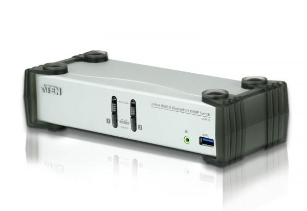 ATEN  2 Port Usb 3.0 4k Displayport Kvmp Switch CS1912-AT-U