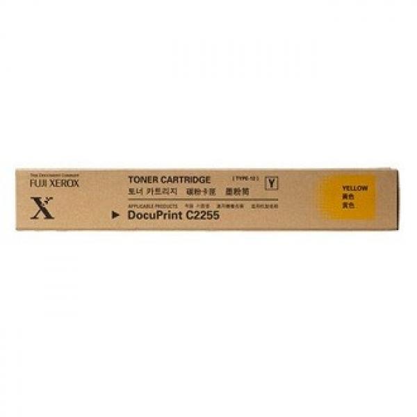 FUJI XEROX PRINTERS Dpc2255 Toner Yellow CT201163