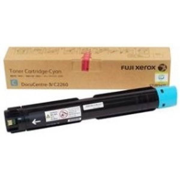FUJI XEROX Docucentre Iv C 2260 Cyan Toner CT201435