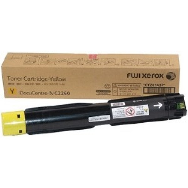 FUJI XEROX Docucentre Iv C 2260 Yellow Toner CT201437