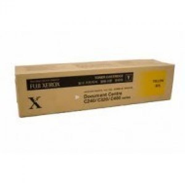 FUJI XEROX PRINTERS Xerox 7780 Yellow Toner CT201589