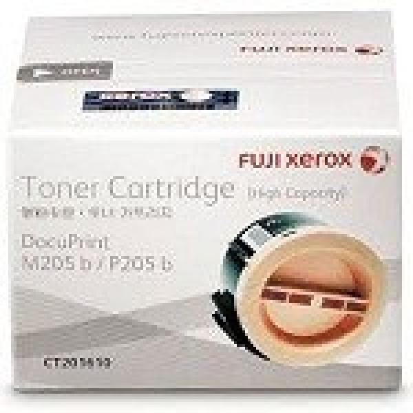 FUJI XEROX PRINTERS Black Toner (2.2k) For CT201610