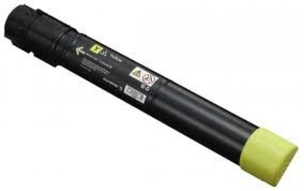 FUJI XEROX PRINTERS Yellow Toner CT201667